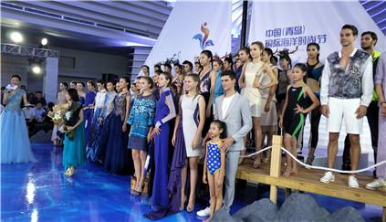 国际海洋时尚节彩妆实战
