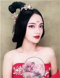 影视古妆造型培训学员作品